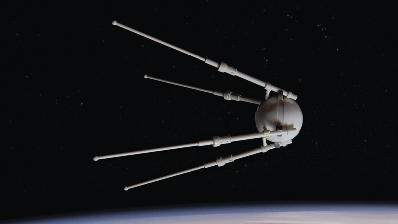Illustration for article titled Build Your Own LEGO Sputnik to Commemorate the Start of the Space Race