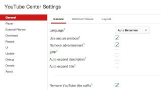 Illustration for article titled YouTube Options Now Costs $1.99/Month, Use These Instead