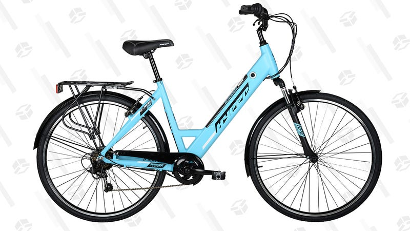 Hyper 700c E-Ride Electric Commuter Bike   $598   Walmart