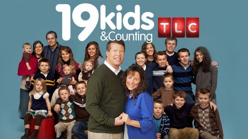 Illustration for article titled TLC Exec Wants You to Think They Had Best Intentions for Handling the Duggar Scandal