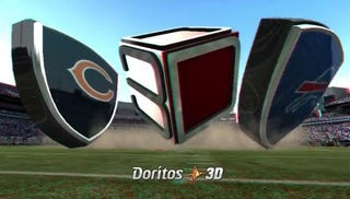 Illustration for article titled Madden's 3D: A Bag Of Chips And Not All That