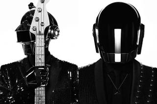 Illustration for article titled Techno Thursday: Daft Punk: Get Luck (Unofficial)