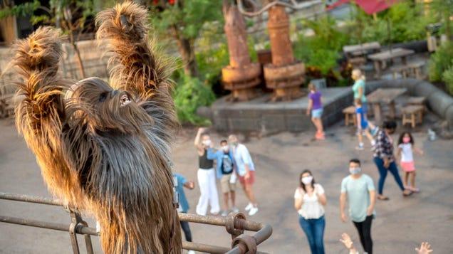 Disneyland and Disney World to Require Masks Indoors Again Regardless of Vaccination Status