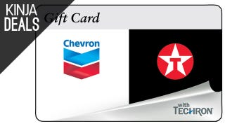 Illustration for article titled Buy a $100 Gas Card, Get $10 Free, Plus More Deals