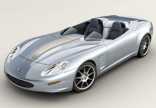 Illustration for article titled Callaway Reveals Speedster: Latest Corvette C16