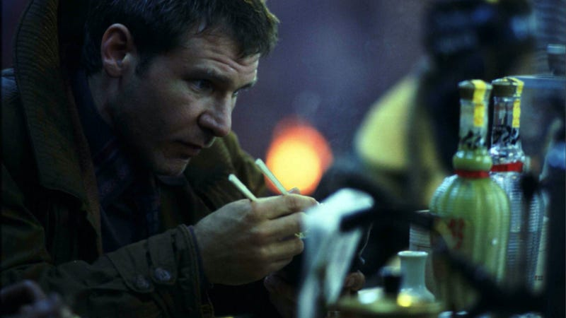 Illustration for article titled How Blade Runner Teaches Bad Japanese Table Manners
