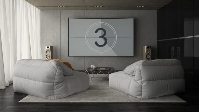 How to Turn a Spare Room Into a Home Theater