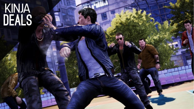 Illustration for article titled Sleeping Dogs: Definitive Edition is a Steal at $23