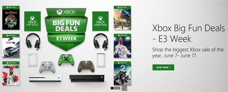 Illustration for article titled Here Are the Best Deals So Far From Microsoft's E3 Xbox Sale