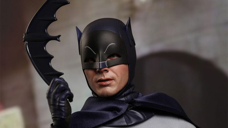 Illustration for article titled Now THIS Is A Batman Action Figure