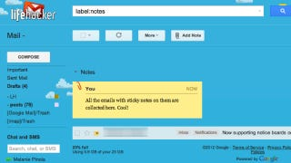 Illustration for article titled Notes for Gmail Adds Searchable Sticky Notes to Emails (and We've Got Invites)