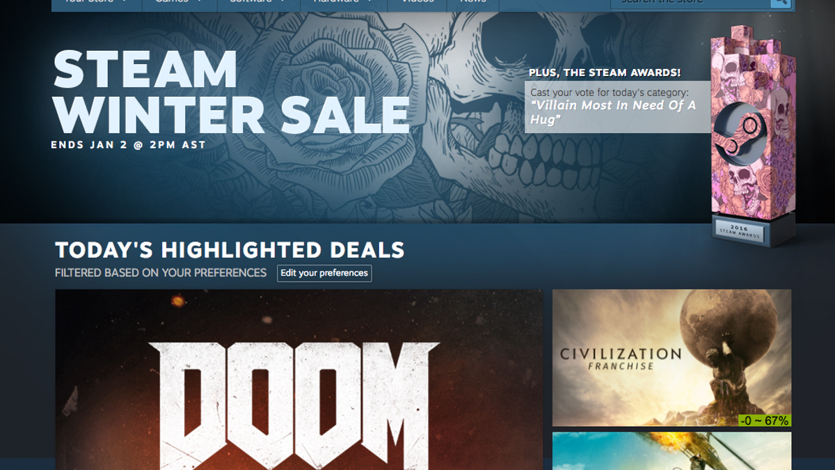 How To Get The Best Deals During This Weeks Steam Sale Wallet 4