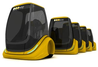 Illustration for article titled I Want Robot Taxis