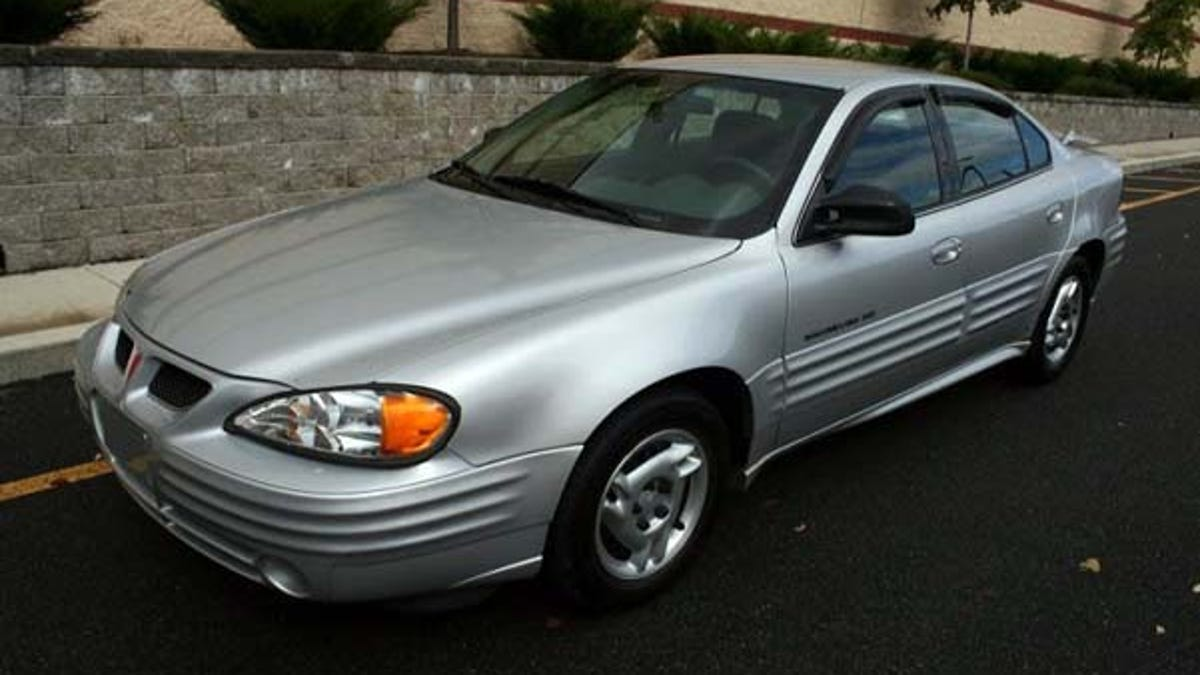 Seven Cars That Killed Pontiac
