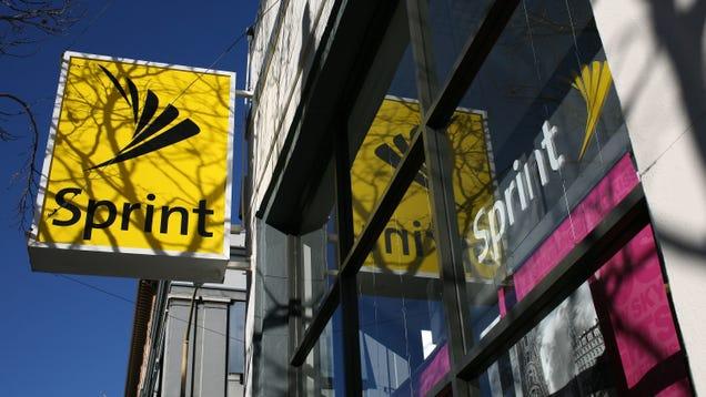 Sprint Convincingly Argues Its LTE Coverage Sucks