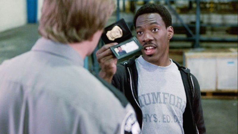Illustration for article titled Line up now: Beverly Hills Cop IV will be out in March of 2016