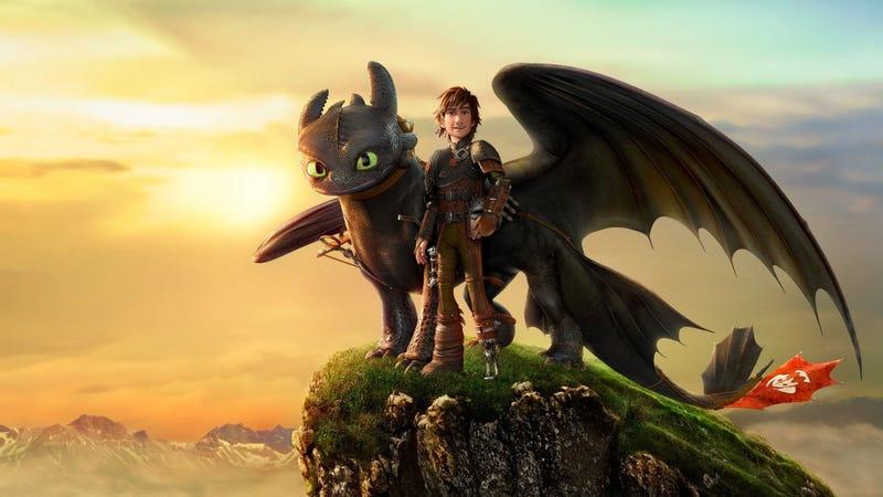 Illustration for article titled Como Entrenar a Tu Dragón 3 - Primer Trailer + Poster
