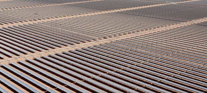 Marruecos enciende la planta termosolar más grande del mundo, construida por españoles