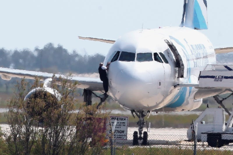 Illustration for article titled An EgyptAir Flight Has Vanished Over theMediterranean Sea