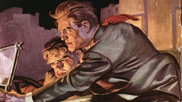 Doc Savage, your grandpa's favorite superhero, is getting his own TV show