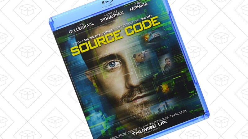 Source Code [Blu-ray] | $5 | Amazon