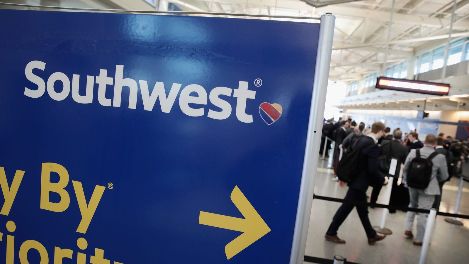 Southwest Reportedly Protested Safety Checks Designed to Prevent Engine Failures