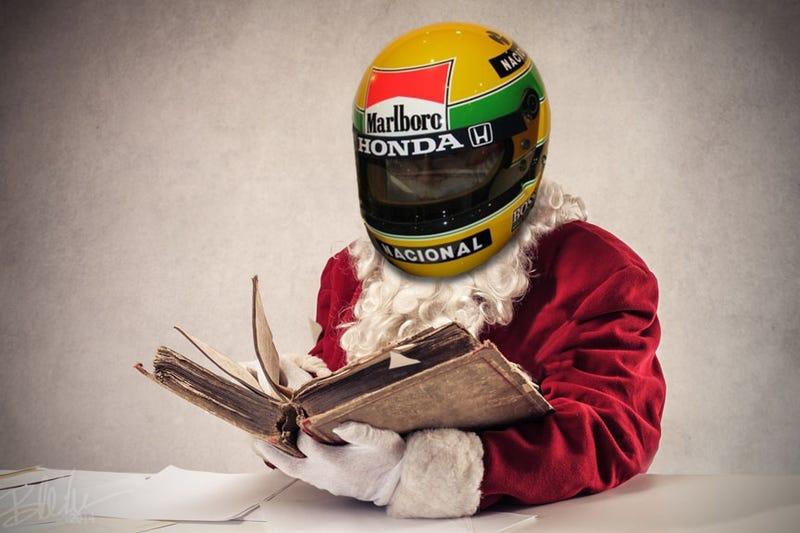 Illustration for article titled Secret Senna