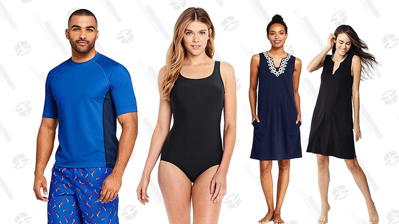 Up to 50% off Lands' End | Amazon