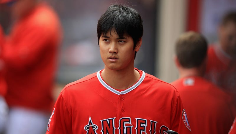 Illustration for article titled Annoyed Shohei Ohtani Had Hoped U.S. Baseball Players Wouldn't Be This Bad