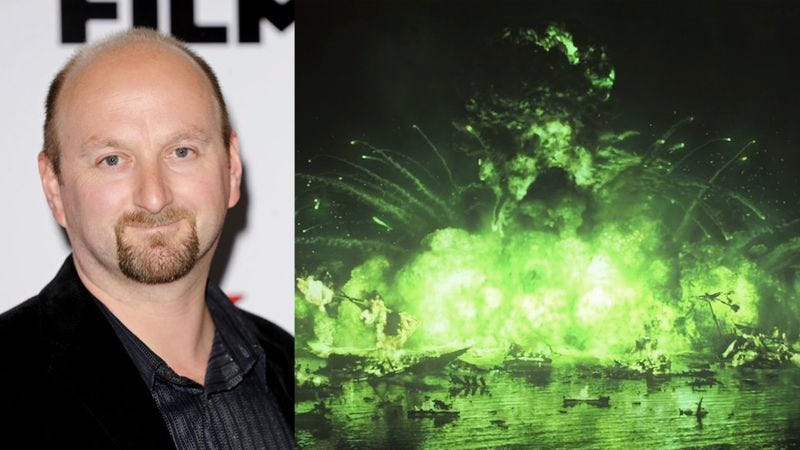 Illustration for article titled Neil Marshall on ripping off heads and making Game Of Thrones set people on fire