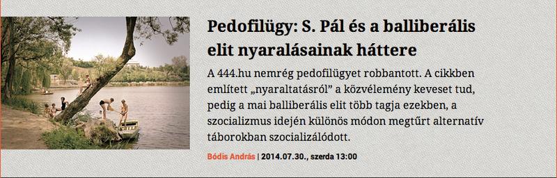 Illustration for article titled A Heti Válasz megint átlépte a gusztustalanság Rubikonját