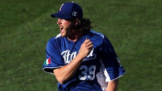 Illustration for article titled Google Translating WBC Coverage: Jason Grilli Is The Author Of Our Salvation