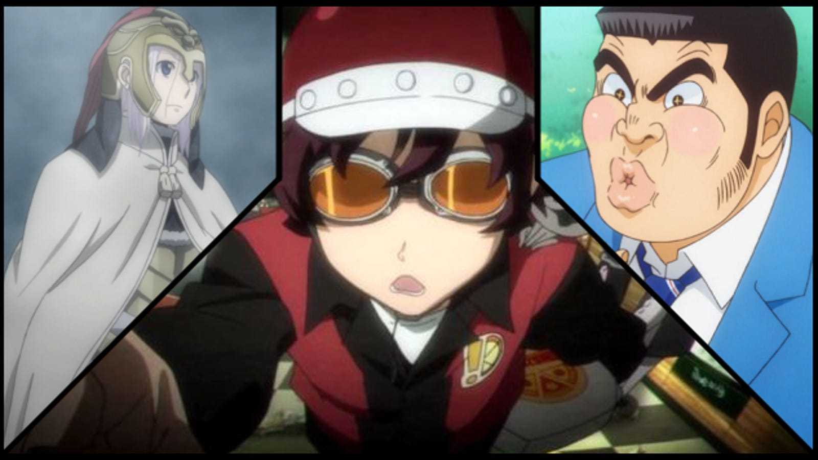 The eleven anime of spring 2015 to watch