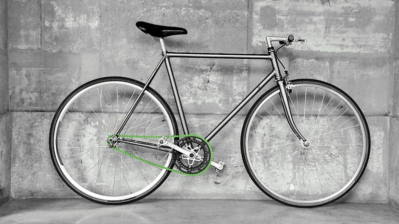 Illustration for article titled 'Hipster-Ass Hipster Bike for Hipsters' Promises You a Wild Ride