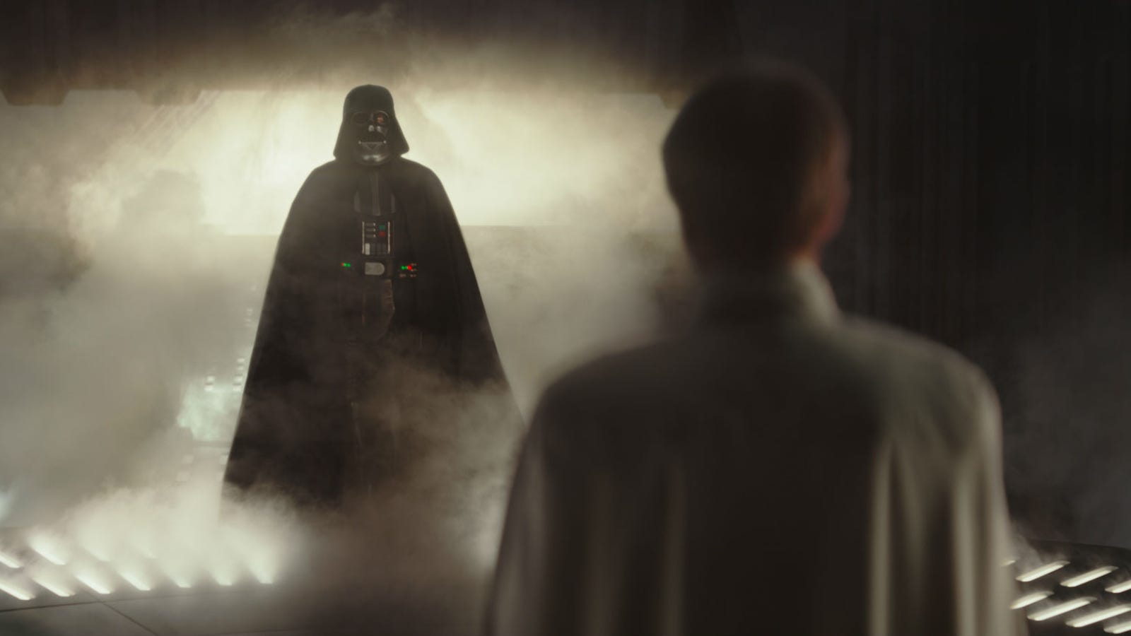 The Intriguing Backstory Of Darth Vader S Castle In Rogue One