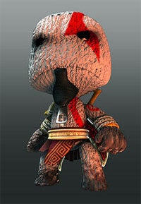 Illustration for article titled Here's How You'll Get Your Kratos Sackboy, UK