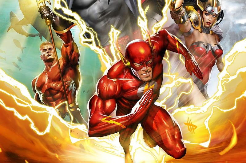 Illustration for article titled Why Adapting Flashpoint Could Be A Genius Move For Warner Bros. and DC