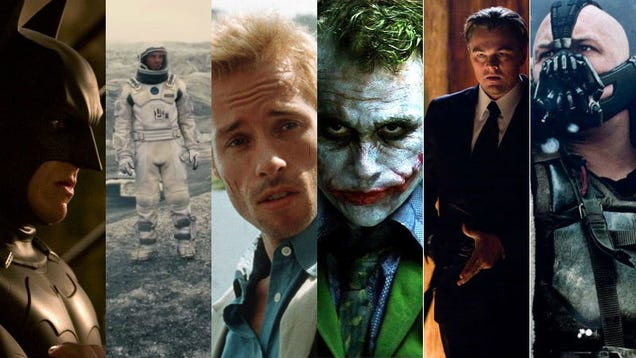 The Films of Christopher Nolan, Ranked