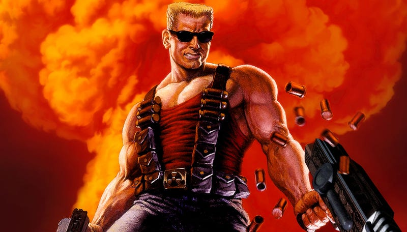 Illustration for article titled Duke Nukem's Voice Turned Down Republican Campaign Job