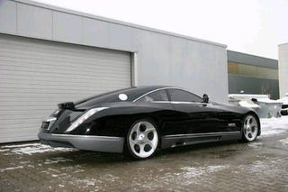 Illustration for article titled Birdman spends $8 million on Maybach Exelero