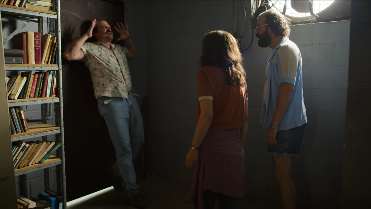 In its sixth episode, Stranger Things 3 is awful in the best
