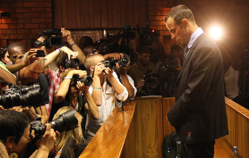 Illustration for article titled Oscar Pistorius Found Guilty Of Murder