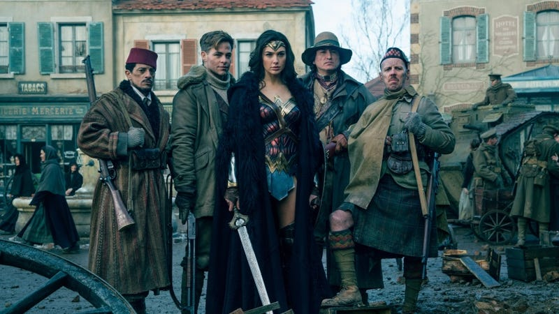 Patty Jenkins set to be most successful female director with 'Wonder Woman'