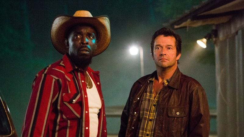 Illustration for article titled SundanceTV's Hap And Leonard is an intoxicating crime caper