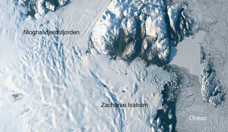 Illustration for article titled These Fast-Melting Glaciers Could Change the World's Coastlines Forever