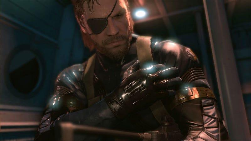 Illustration for article titled I've Seen Metal Gear Solid V In Action