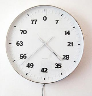 Illustration for article titled Lifetime Clock Measures in Years