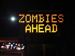 Illustration for article titled Hackers Warn Texas of Coming Zombie War