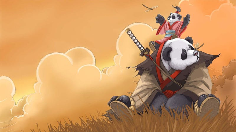"""Illustration for article titled Blizzard: Mists of Pandaria """"Could Refer to Anything"""""""