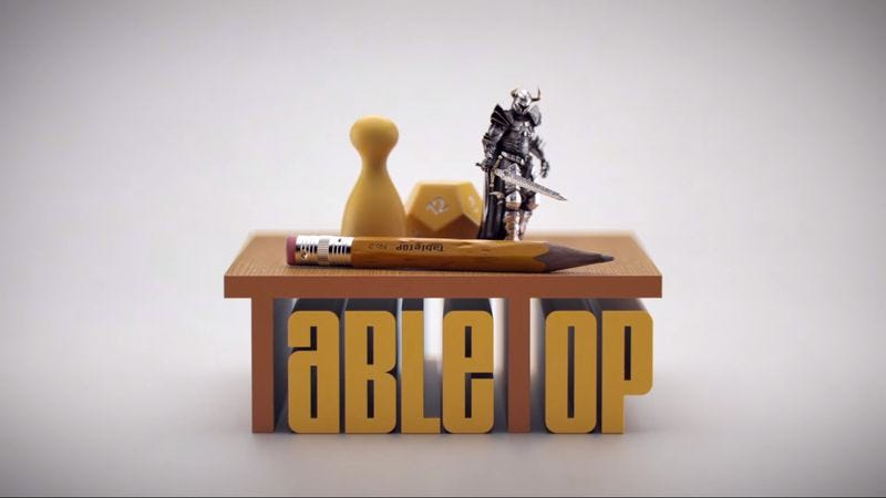 Illustration for article titled Wil Wheaton's TableTop returns for a third season